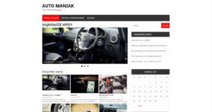 artykuł sponsorowany blog i portal motoryzacja automatyka